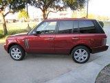 2006 Land Rover Range Rover Alviston Red Mica