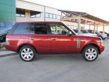 2006 Land Rover Range Rover Alviston Red Mica