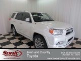 2013 Blizzard White Pearl Toyota 4Runner Limited #74879693