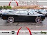 2013 Pitch Black Dodge Challenger Rallye Redline #74879386