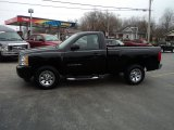2011 Black Chevrolet Silverado 1500 LS Regular Cab #74879777