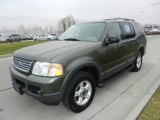 2003 Ford Explorer Estate Green Metallic