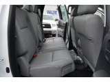 2013 Toyota Tundra Double Cab Rear Seat