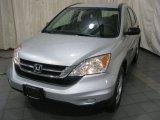 2010 Alabaster Silver Metallic Honda CR-V LX AWD #74879771