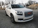 2013 GMC Acadia White Diamond Tricoat