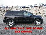 2013 Carbon Black Metallic GMC Acadia SLE #74879858