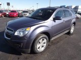 2013 Atlantis Blue Metallic Chevrolet Equinox LT #74879669