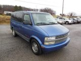 1996 Chevrolet Astro Medium Stellar Blue Metallic