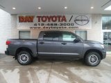 2013 Magnetic Gray Metallic Toyota Tundra TRD Rock Warrior CrewMax 4x4 #74925046
