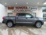 2013 Magnetic Gray Metallic Toyota Tundra TRD Rock Warrior CrewMax 4x4 #74925046