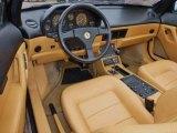 Ferrari Mondial t Interiors