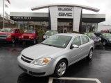 2007 Ultra Silver Metallic Chevrolet Cobalt LT Sedan #74925244