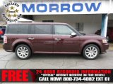 2010 Cinnamon Metallic Ford Flex Limited #74925143