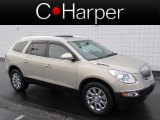 2011 Gold Mist Metallic Buick Enclave CXL AWD #74925539