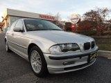 1999 Titanium Silver Metallic BMW 3 Series 328i Sedan #74925124