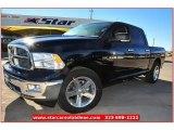 2012 True Blue Pearl Dodge Ram 1500 Lone Star Crew Cab #74925332