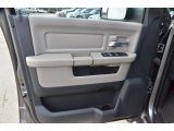 2010 Dodge Ram 3500 Big Horn Edition Crew Cab 4x4 Dually Door Panel