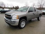 2013 Chevrolet Silverado 2500HD LS Extended Cab 4x4 Data, Info and Specs