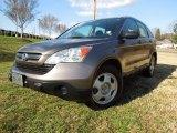 2009 Urban Titanium Metallic Honda CR-V LX 4WD #74925430