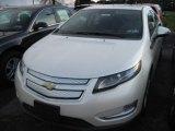 2013 White Diamond Tricoat Chevrolet Volt  #74925422