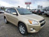 2011 Sandy Beach Metallic Toyota RAV4 V6 Limited 4WD #74925499