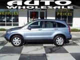 2009 Glacier Blue Metallic Honda CR-V EX-L #74925312