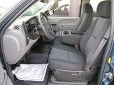 2010 Chevrolet Silverado 1500 Crew Cab Dark Titanium Interior