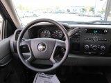 2010 Chevrolet Silverado 1500 Crew Cab Dashboard