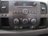 2010 Chevrolet Silverado 1500 Crew Cab Controls