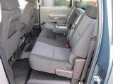 2010 Chevrolet Silverado 1500 Crew Cab Rear Seat