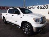 2013 Super White Toyota Tundra TSS CrewMax 4x4 #74925302