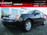 2005 Black Chevrolet Malibu LS V6 Sedan #74925192