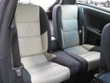 2008 Volvo C30 T5 Version 2.0 R-Design Rear Seat