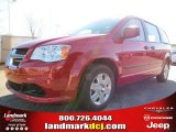 2013 Redline 2 Coat Pearl Dodge Grand Caravan American Value Package #74925180