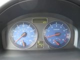 2008 Volvo C30 T5 Version 2.0 R-Design Gauges