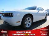 2013 Bright White Dodge Challenger SXT #74925179