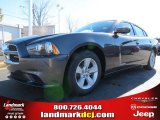 2013 Granite Crystal Dodge Charger SE #74925177