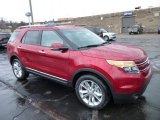2013 Ruby Red Metallic Ford Explorer Limited 4WD #74925163