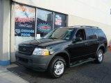 2003 Black Ford Explorer XLS 4x4 #74925581