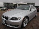 2007 Titanium Silver Metallic BMW 3 Series 335i Coupe #7485899