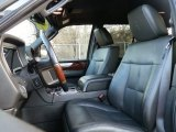 2011 Lincoln Navigator L 4x4 Charcoal Black Interior