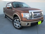 2011 Golden Bronze Metallic Ford F150 Lariat SuperCrew #74925269
