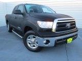 2011 Black Toyota Tundra SR5 Double Cab #74925266