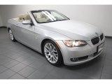 2008 Titanium Silver Metallic BMW 3 Series 328i Convertible #74925357