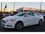 2013 Ford Fusion SE 2.0 EcoBoost Data, Info and Specs