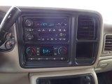 2004 Chevrolet Tahoe LS Controls