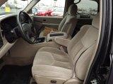 2004 Chevrolet Tahoe LS Front Seat