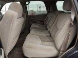 2004 Chevrolet Tahoe LS Rear Seat