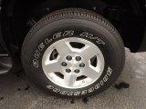 2004 Chevrolet Tahoe LS Wheel