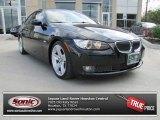 2009 Black Sapphire Metallic BMW 3 Series 335i Coupe #74973581